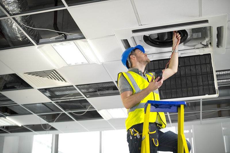 Commercial HVAC Repair